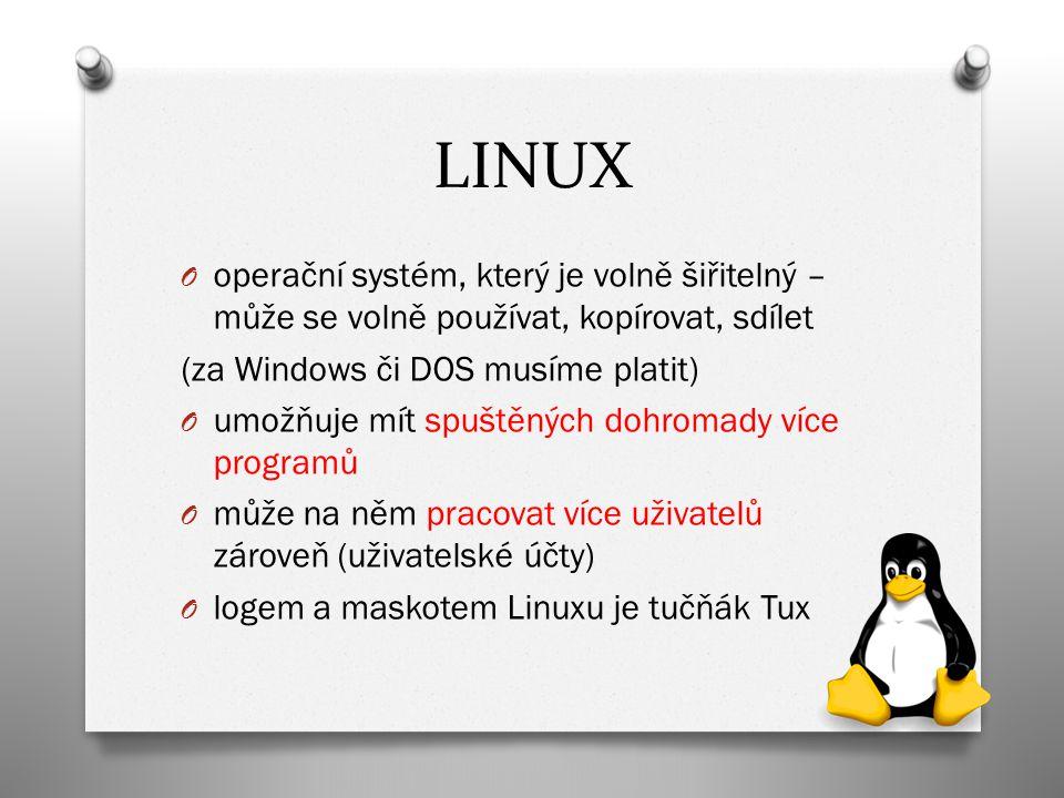 MAC OS X O operační systém pro počítače Apple
