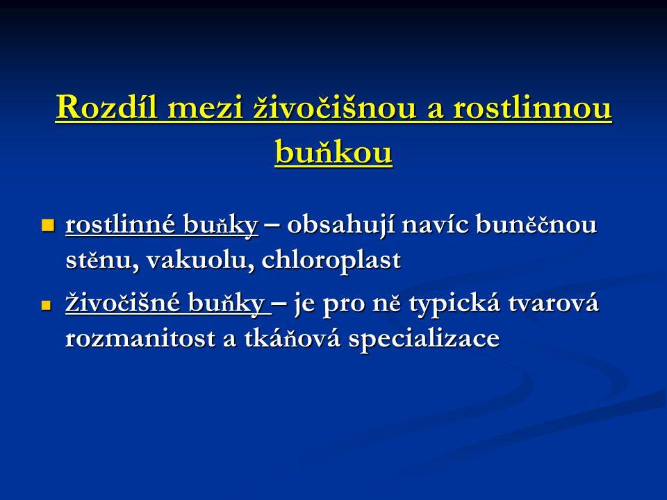Buňkajesloženaz těchto částí: Buňka je složena z těchto částí: c ytoplazma - tekutý obsah buňky o rganely (ústroječky): 1.
