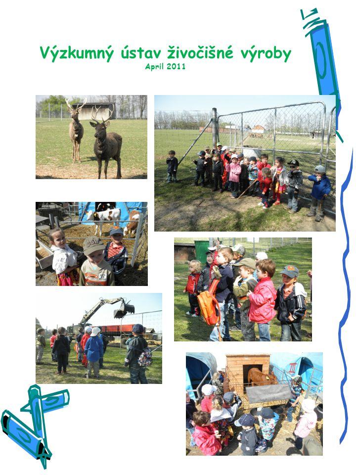 Výzkumný ústav živočišné výroby April 2011