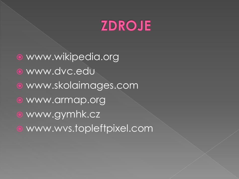  www.wikipedia.org  www.dvc.edu  www.skolaimages.com  www.armap.org  www.gymhk.cz  www.wvs.topleftpixel.com