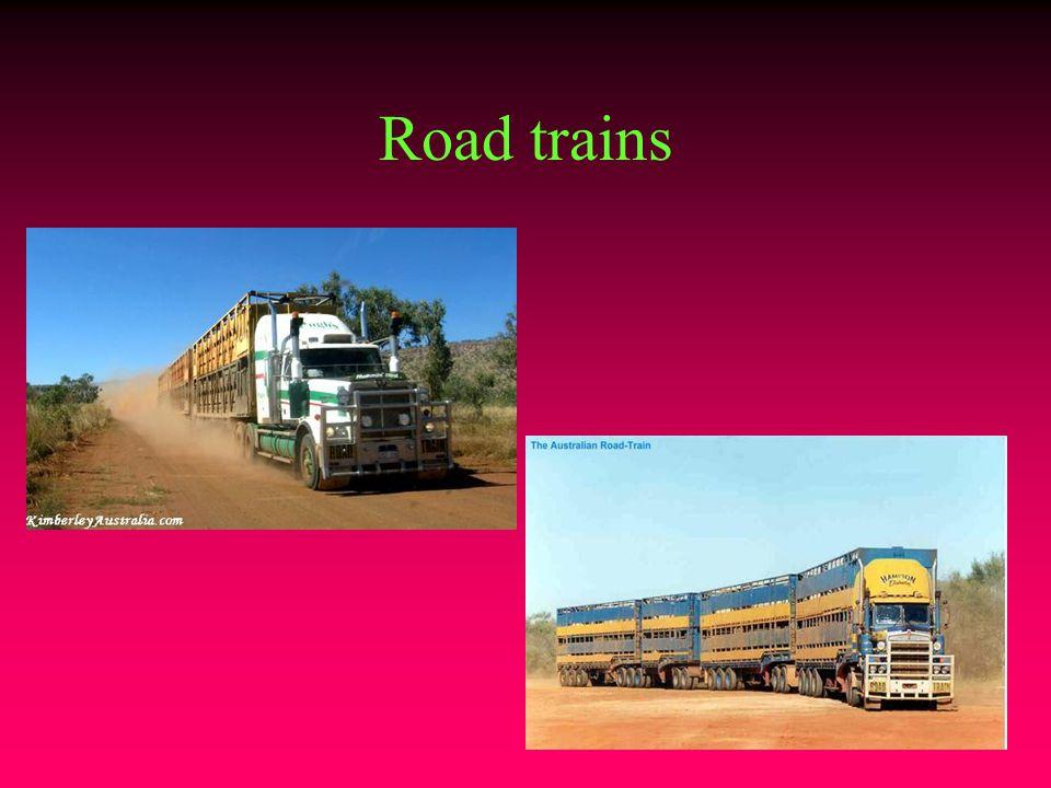 Road trains