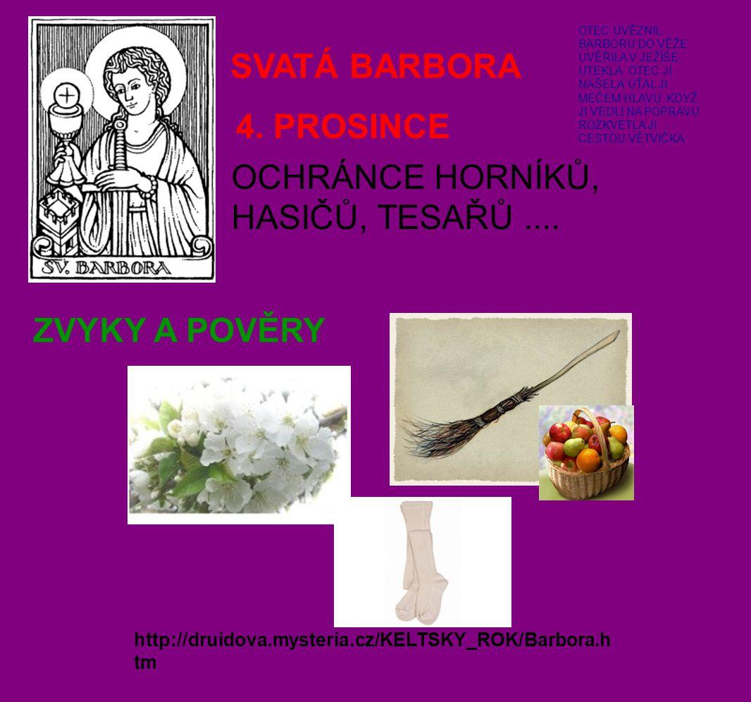 SVATÝ MIKULÁŠ http://druidova.mysteria.cz/KELTSKY_ROK/Mikulas.h tm 6.