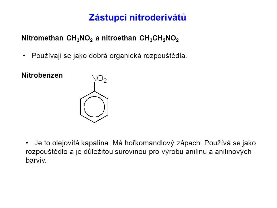 Trinitrotoluen Kyselina pikrová (2-methyl-1,3,5-trinitrobenzen; 2,4,6-trinitrotoluen; tritol; TNT) (2,4,6-trinitrofenol; TNP) Je to žlutá krystalická látka.