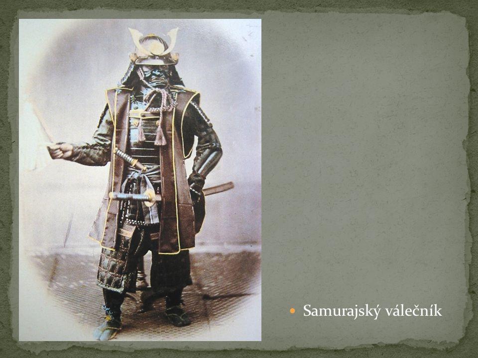 Samurajský válečník