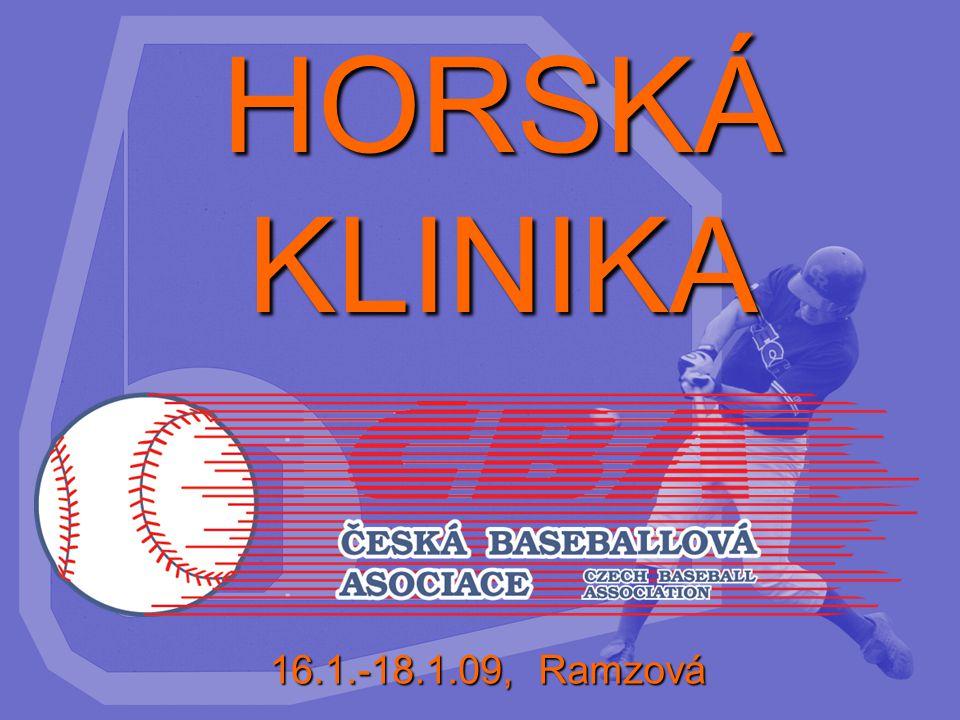 HORSKÁ KLINIKA 16.1.-18.1.09, Ramzová