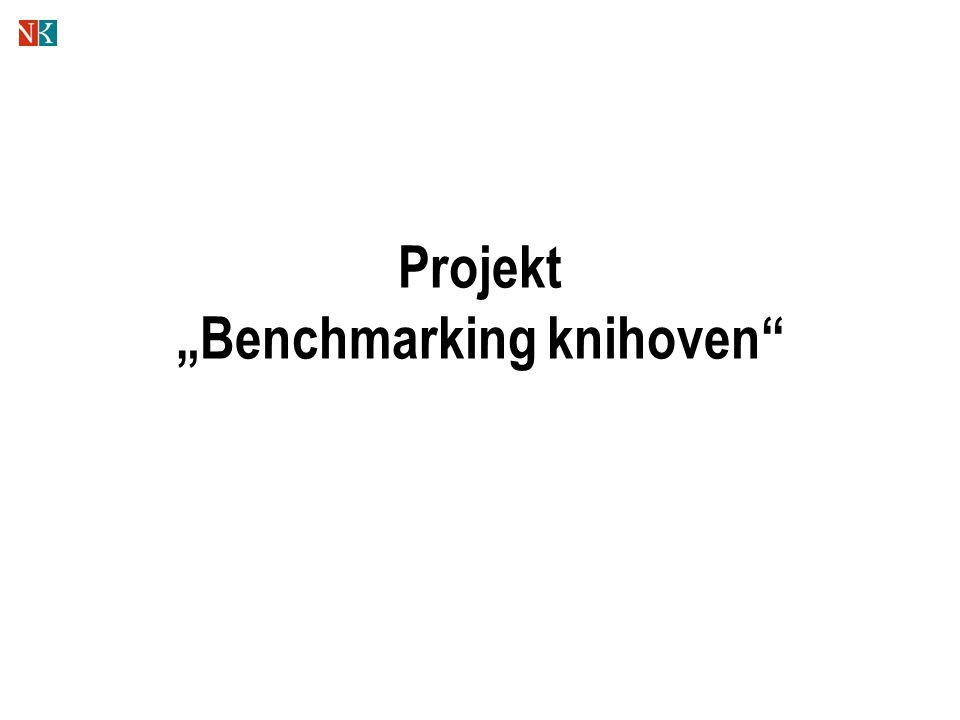 "Projekt ""Benchmarking knihoven"