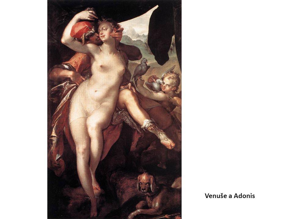 Venuše a Vulkán