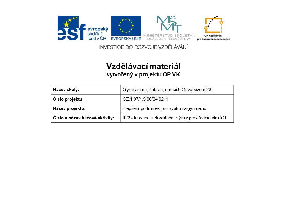 Anotace Název tematické oblasti: Sociologie Název učebního materiálu: Teorie primárních skupin Číslo učebního materiálu: VY_32_INOVACE_ZSV0119 Vyučovací předmět: Základy společenských věd Ročník: 2.