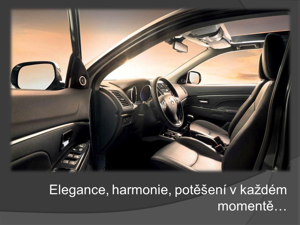Elegance, harmonie, potěšení v každém momentě…
