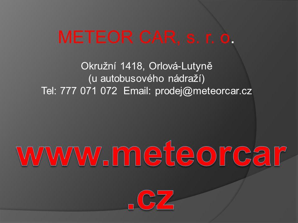 METEOR CAR, s. r. o.