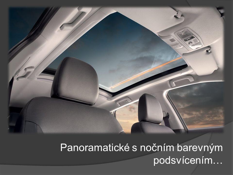 Praktický a pohodlný vůz s velkým množstvím úložných prostor…