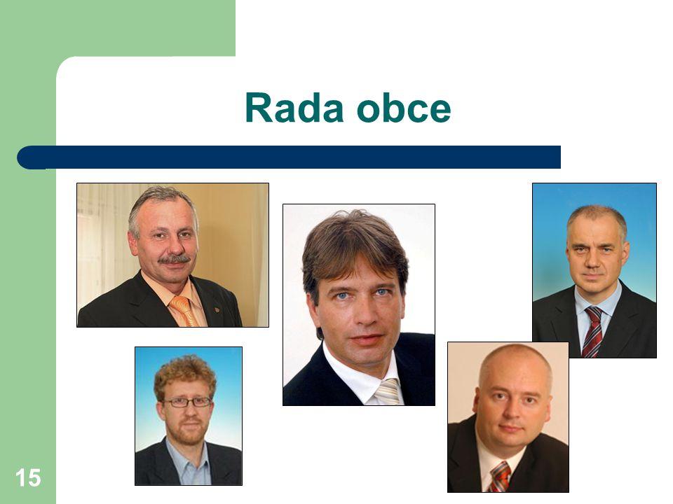 15 Rada obce