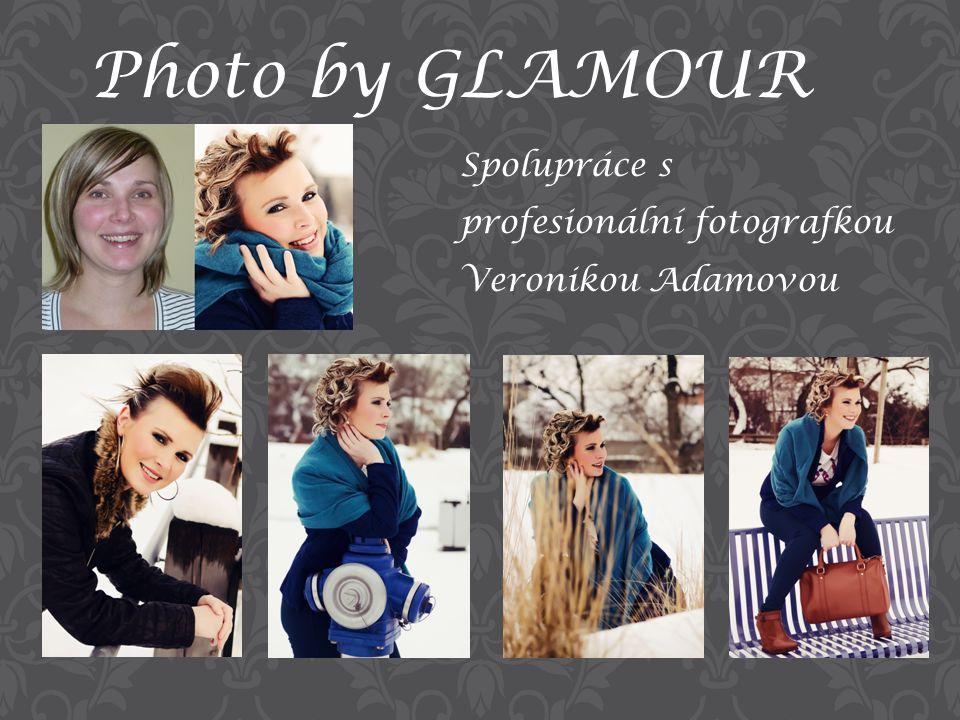 Photo by GLAMOUR Spolupráce s profesionální fotografkou Veronikou Adamovou