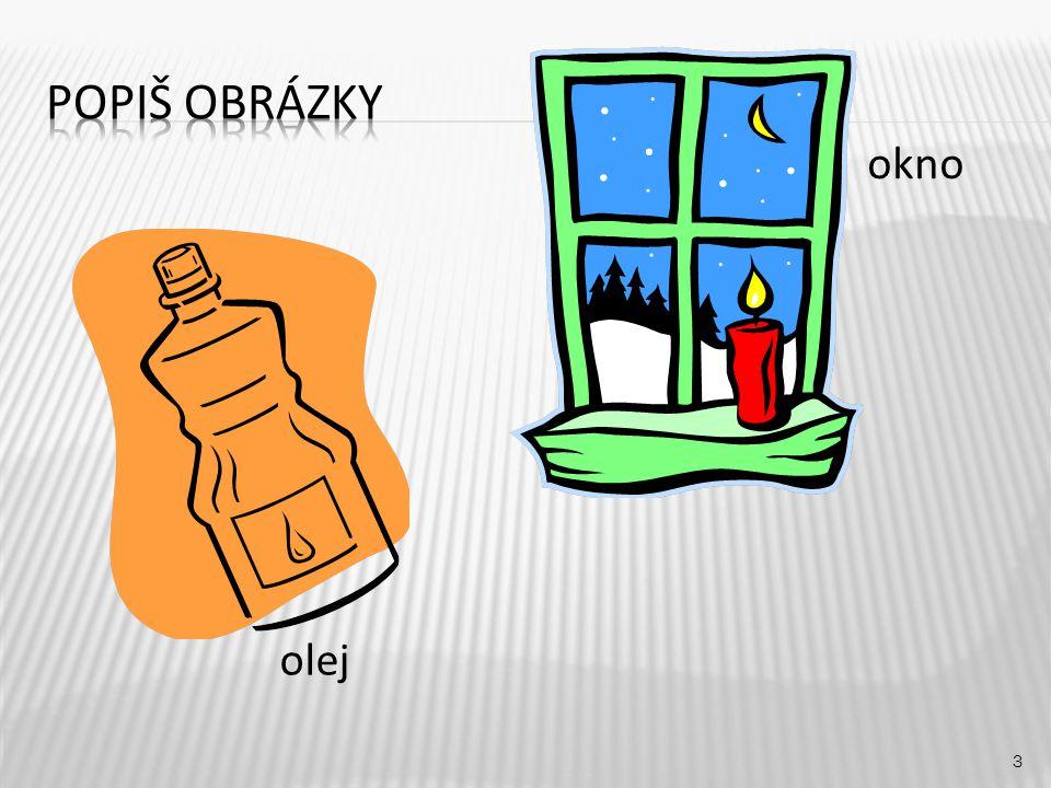 okno 3 olej