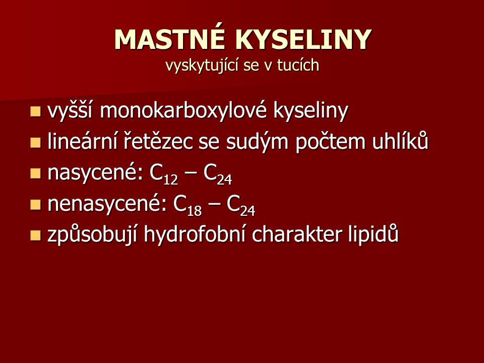 Fosfolipidy FOSFOACYLGLYCEROLY k. fosfatidová