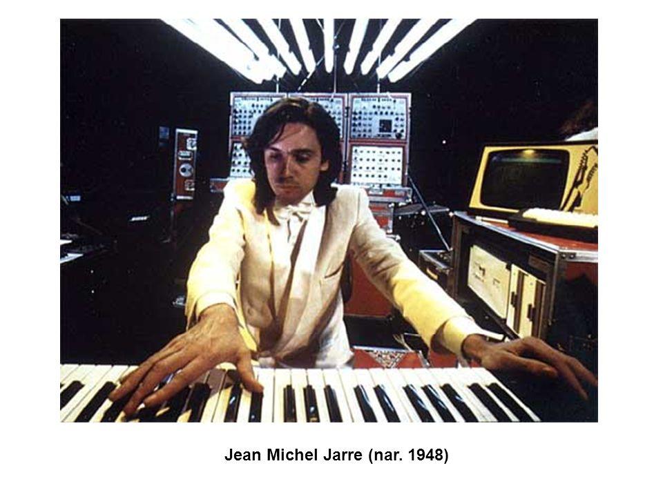 Jean Michel Jarre (nar. 1948)