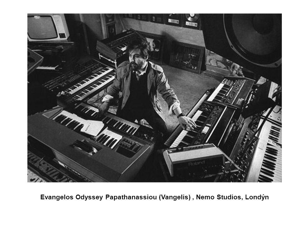 Evangelos Odyssey Papathanassiou (Vangelis), Nemo Studios, Londýn