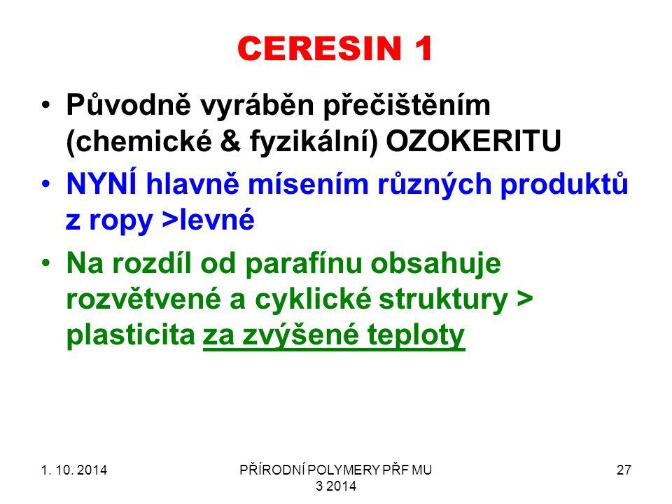 CERESIN 1 1.10.