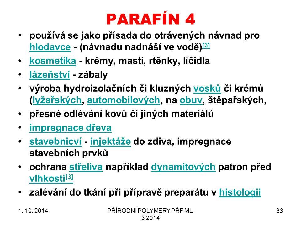PARAFÍN 4 1.10.
