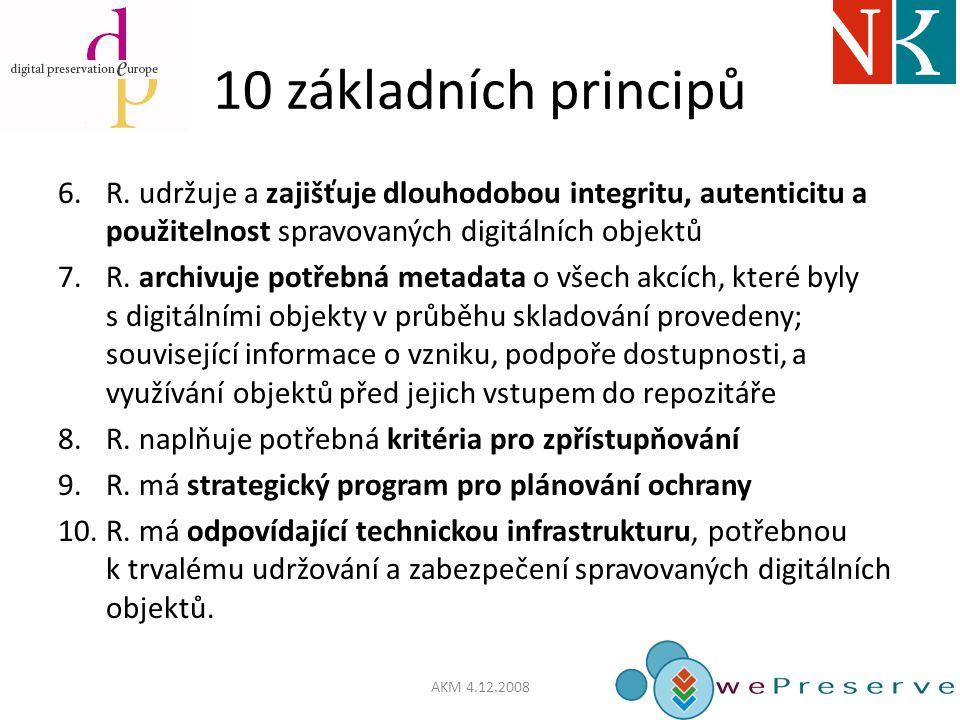 10 základních principů 6.R.