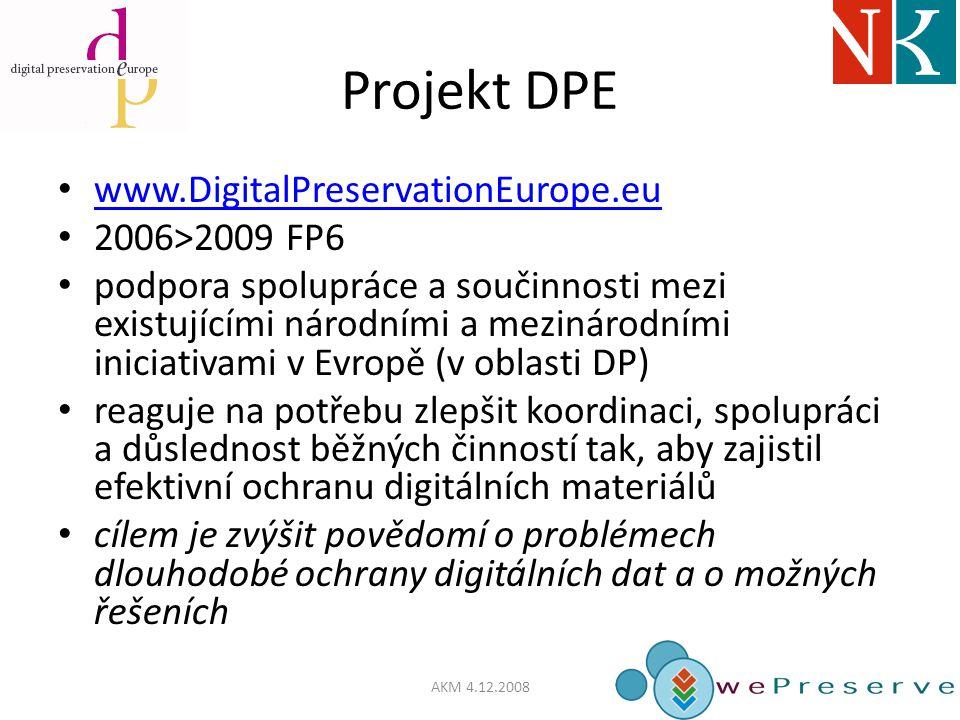 Co DPE nabízí.Informace.