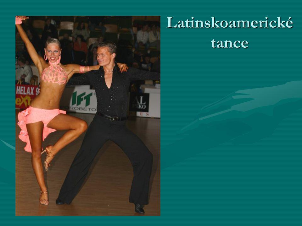 Latinskoamerické tance