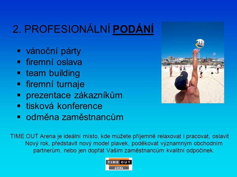3.IDEÁLNÍ NAHRÁVKA Překvapte své kolegy, obchodní partnery, zákazníky, novináře.