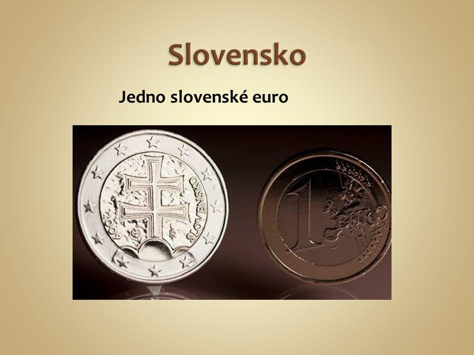 Hlavním městem Slovenska je Bratislava(Prešpurk).Má okolo půl milionů obyvatel.