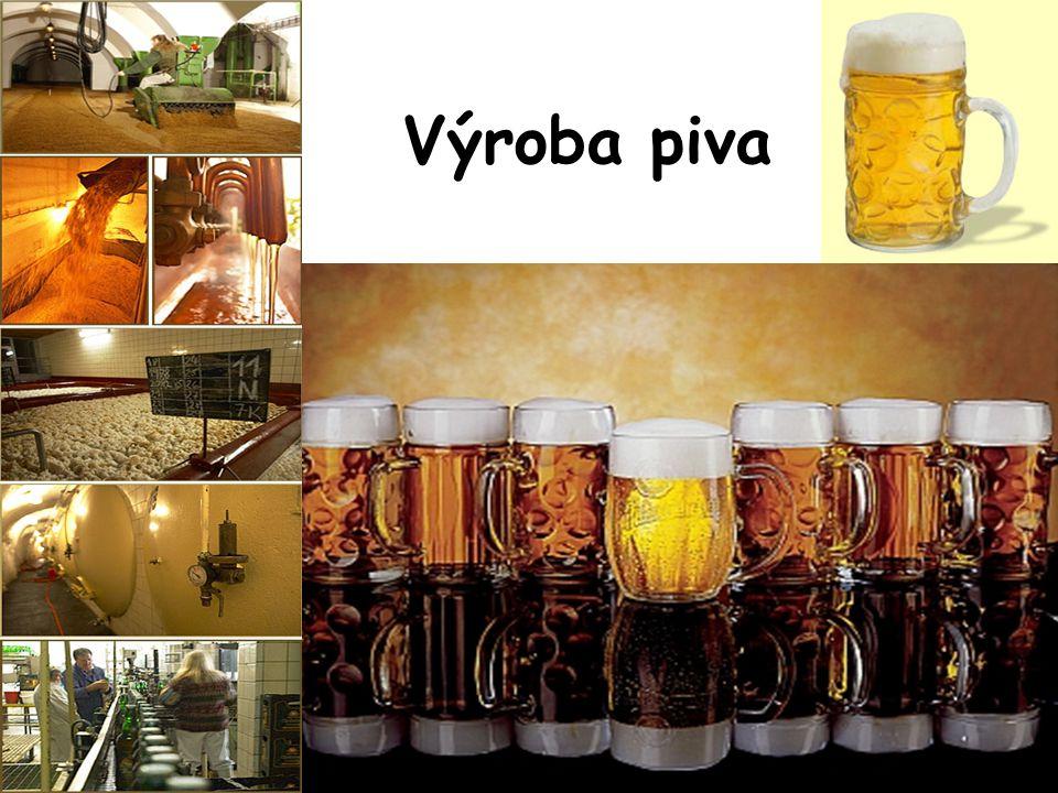 Výroba piva