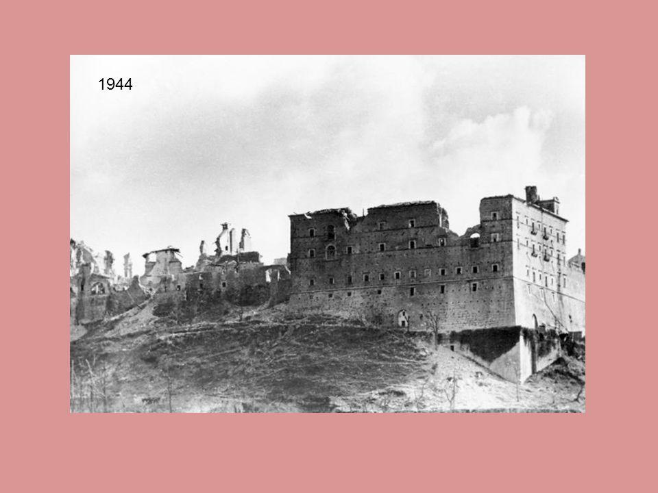 Monte Cassino je benediktinský klášter v Itálii založený asi v roce 529 sv.