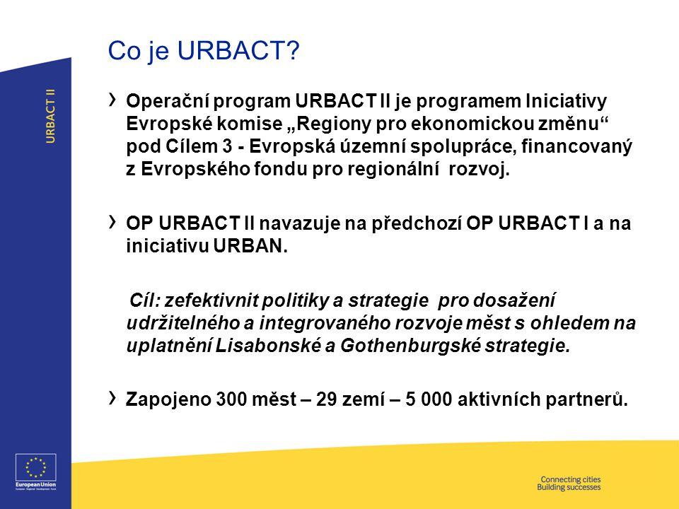 Co je URBACT.
