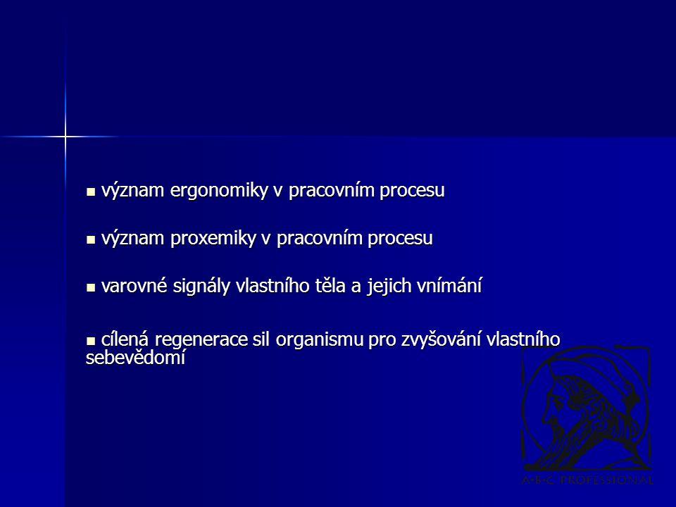 význam ergonomiky v pracovním procesu význam ergonomiky v pracovním procesu význam proxemiky v pracovním procesu význam proxemiky v pracovním procesu