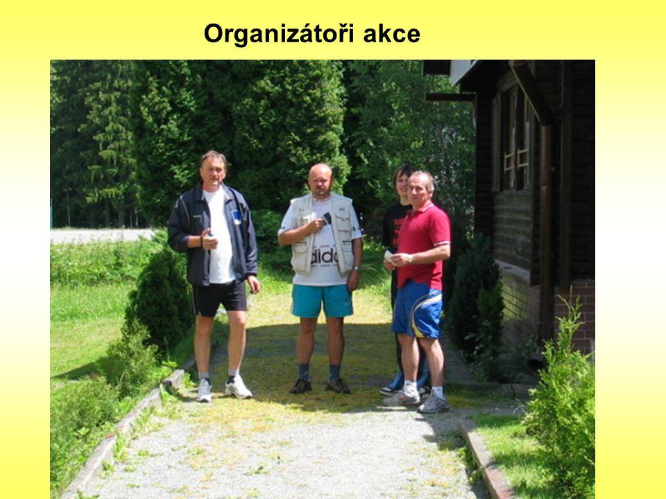 Organizátoři akce