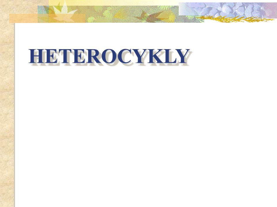 HETEROCYKLYHETEROCYKLY