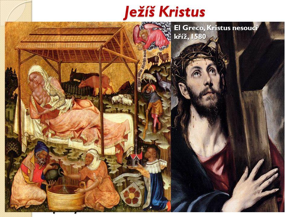 Ježíš Kristus Ježíš Nazaretský či Ježíš z Nazaretaje ústřední postavou křesťanství (mezi 7 a 1 př.
