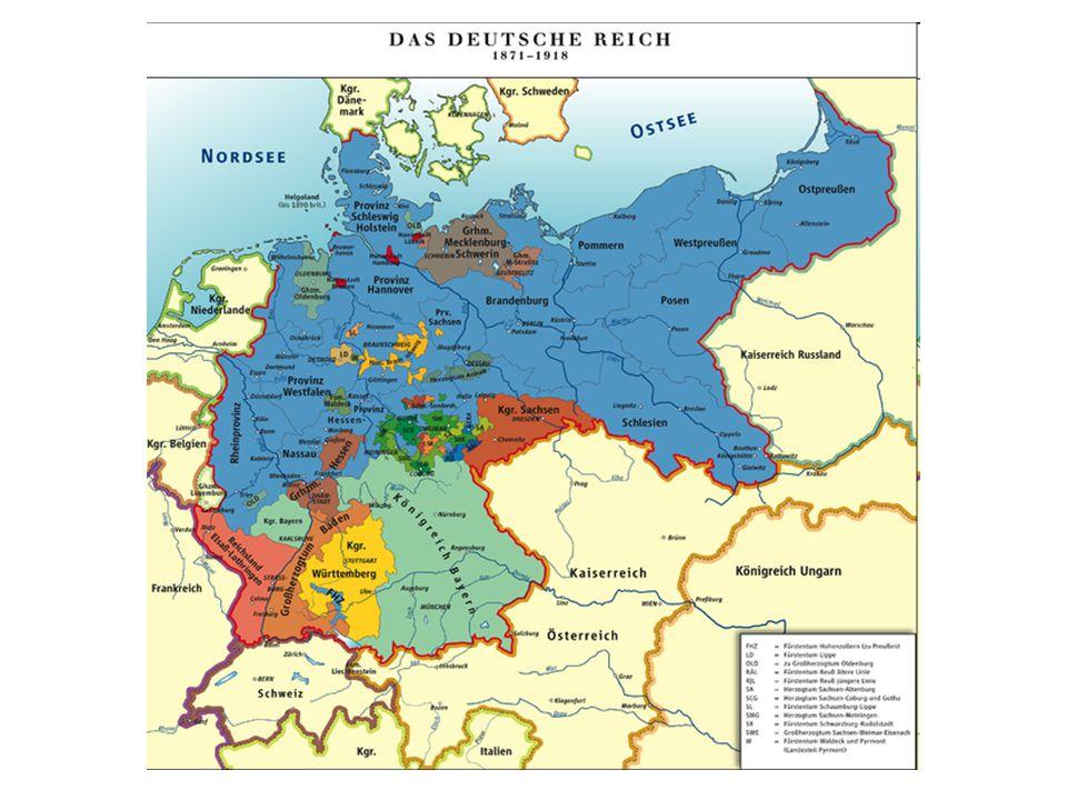 Bismarck a jeho politika Boj s katolíky Zakázal jim zasahovat do politiky Opatření proti jezuitům Přezkušování duchovních Katolíci zakládají důležitou německou politickou stranu Centrum