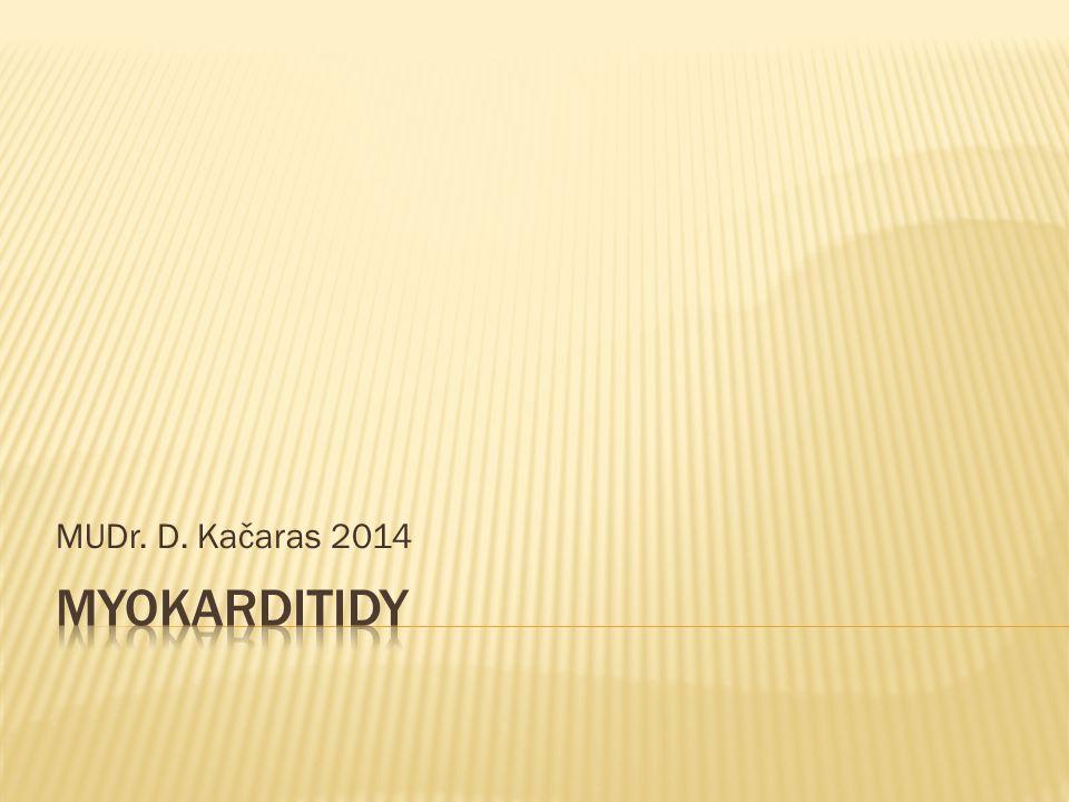 MUDr. D. Kačaras 2014