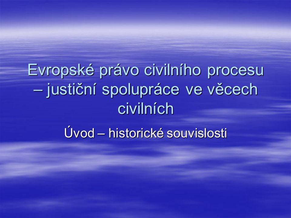 Prameny  Nařízení Evropského parlamentu a Rady (ES) č.