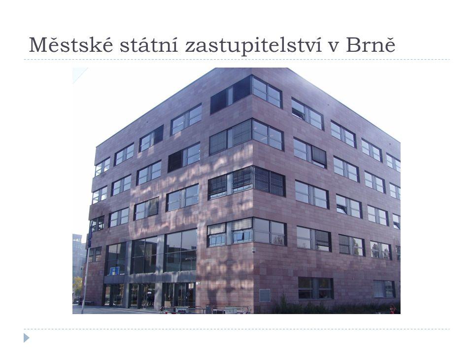 Městské státní zastupitelství v Brně