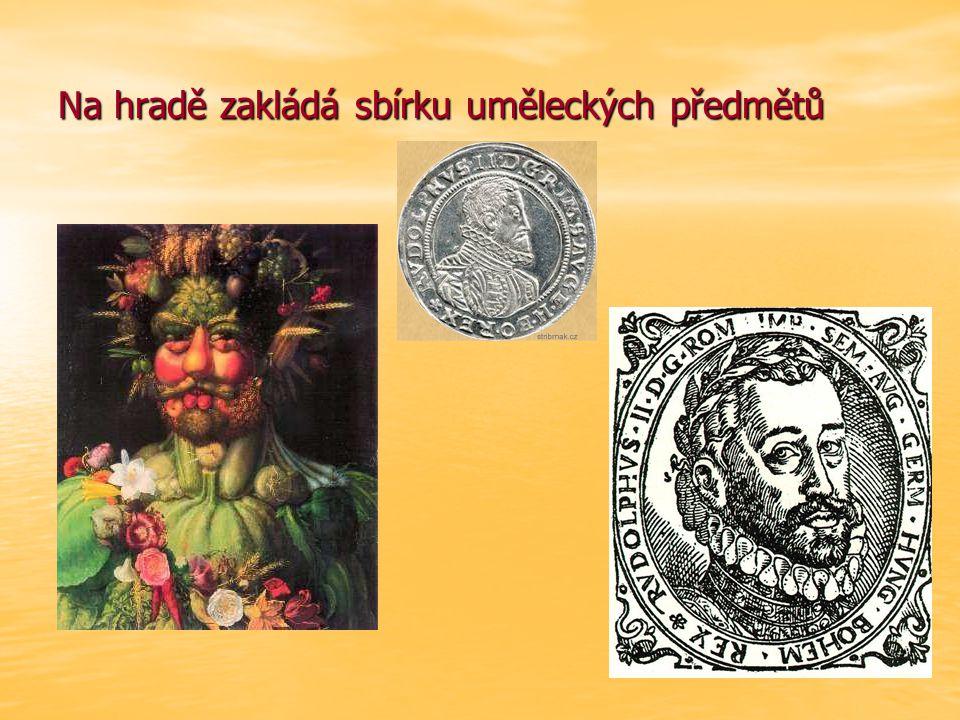 Podle jedné pověsti sestavil za vlády Rudolfa II.židovský rabín umělého člověka z hlíny GOLEMA.