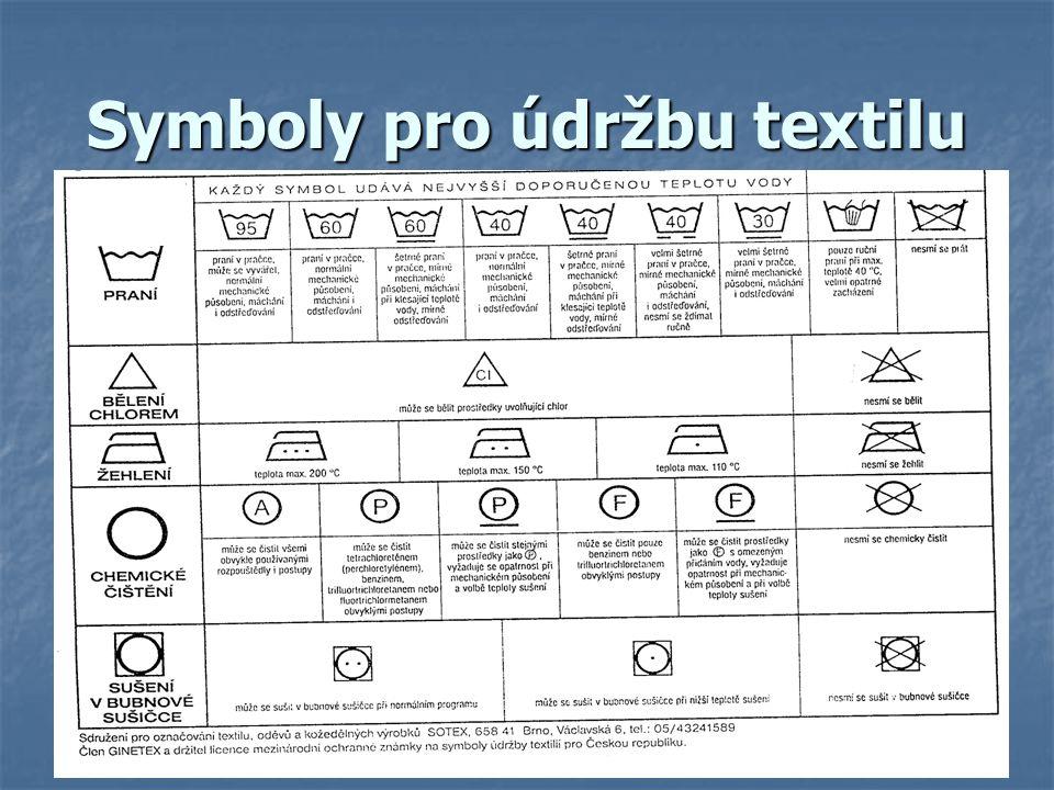 Škodlivé látky v textiliích Oděv je naše druhá pokožka.