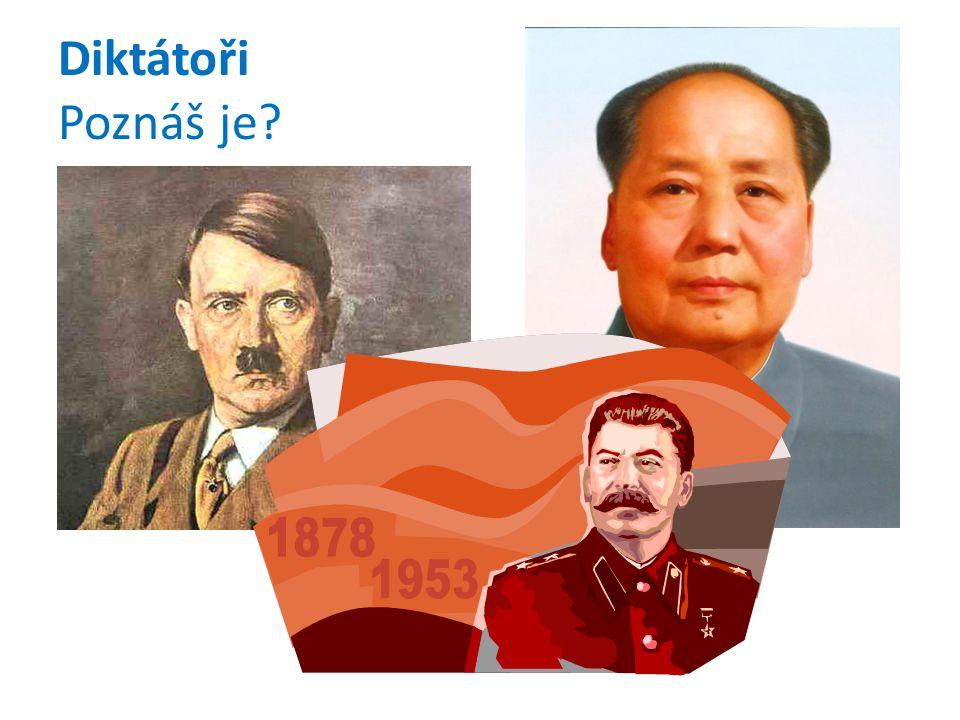 Znaky diktatury George Orwell (1903 – 1950) ve svém literárním díle zobrazil politický systém, který znaky diktatury vykazuje.