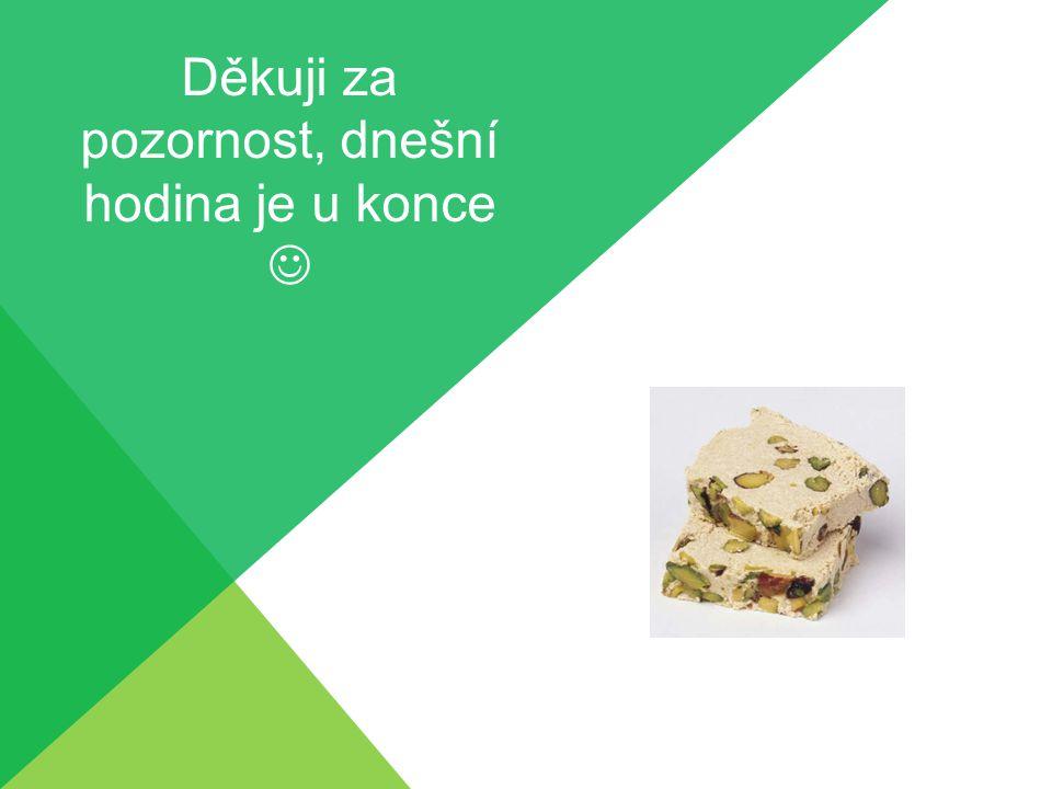 http://cs.wikipedia.org/wiki/Soubor:Silkwormheadsm.jpg http://www.klikackynej.cz/domaci-tabak/ http://cs.wikipedia.org/wiki/Afgh%C3%A1nist%C3%A1n http://oranous-b.wikispaces.com/Food+%26+Dessert http://cs.wikipedia.org/wiki/Soubor:Flag_of_Tajikistan.svg http://www.bio-life.cz/clanky/faq/co-je-to-chalva.html Použité zdroje
