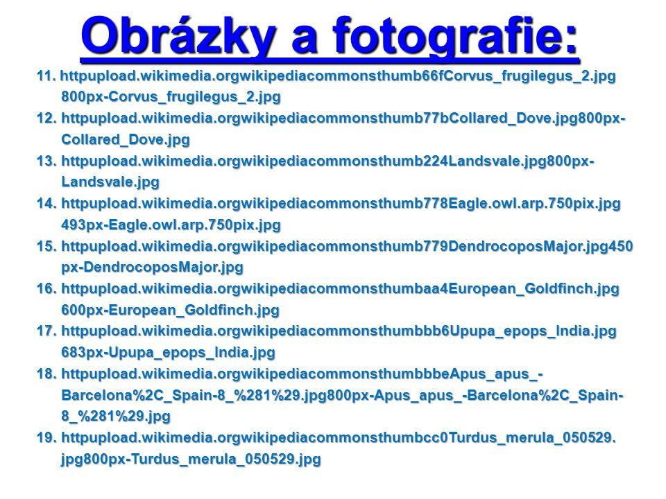 Obrázky a fotografie: 11. httpupload.wikimedia.orgwikipediacommonsthumb66fCorvus_frugilegus_2.jpg 11. httpupload.wikimedia.orgwikipediacommonsthumb66f