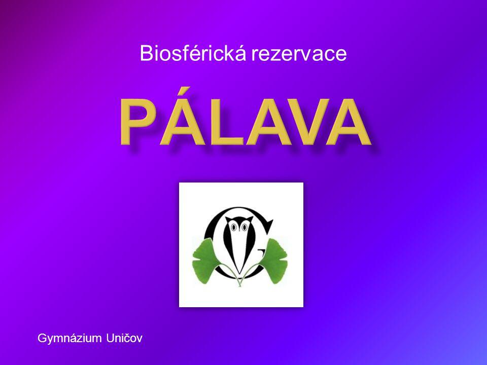 Biosférická rezervace Gymnázium Uničov