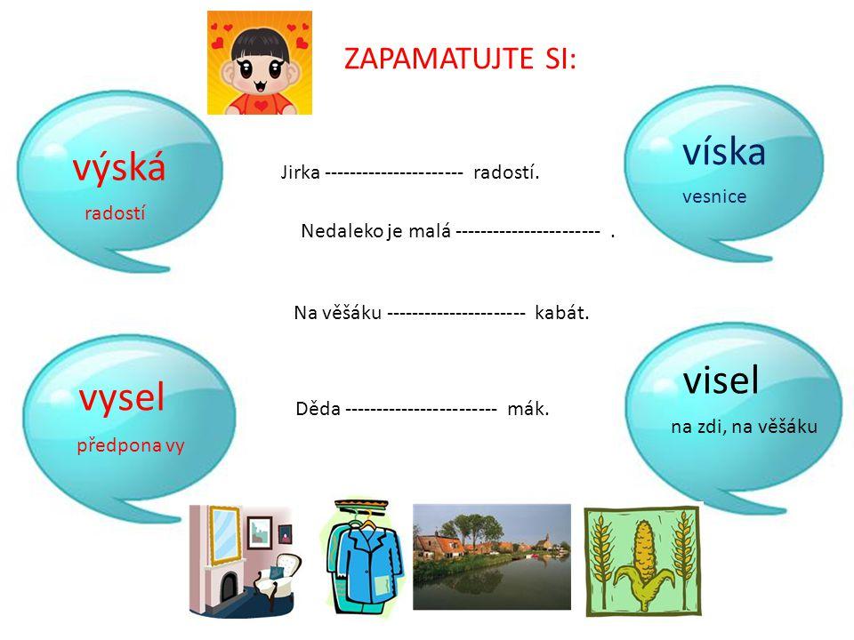 ZDROJE: OBRÁZKY: ClipArt – MS PowerPoint