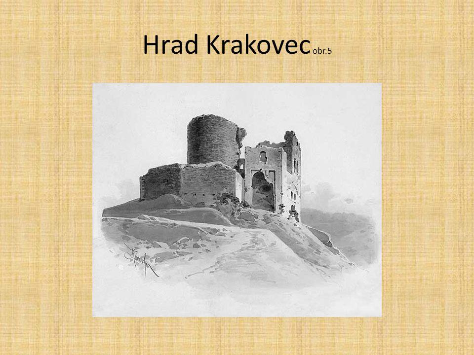 Hrad Krakovec obr.5