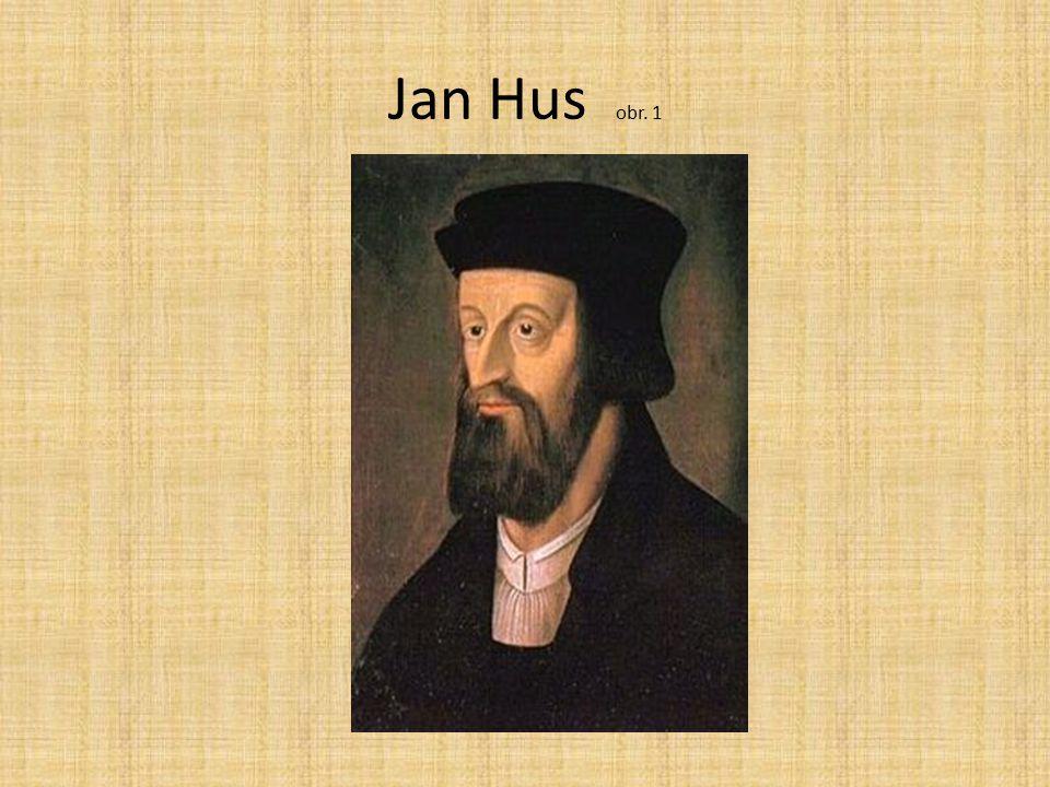 Jan Hus obr. 1