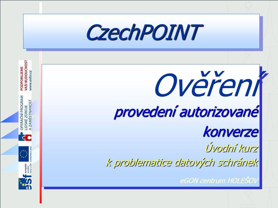 © eGON centrum HOLEŠOV Děkuji za pozornost Děkuji za pozornost ivan.slezak@holesov.cz ivan.slezak@holesov.cz Ing.