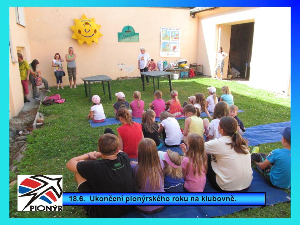 A mezi účastníky najdete i naše vedoucí Luboše, Alenu, Lenku a Míra opět fotí.